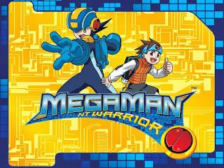 MegaMan NT Warrior – Dublado – Todos os Episódios
