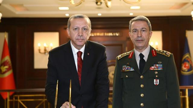 Ο Ερντογάν συμπεριφέρεται ως Οθωμανός αυτοκράτορας
