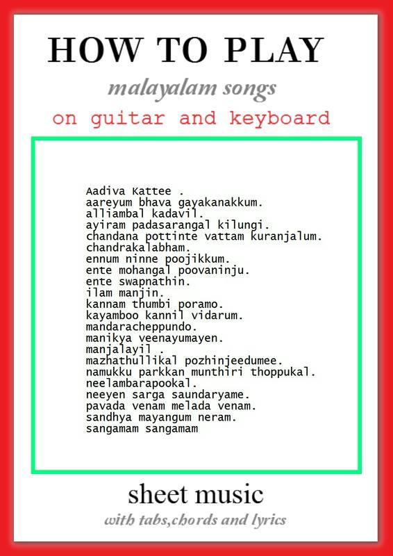 Keyboard Notes For Hindi Songs Pdf
