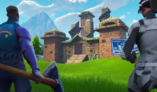Epic Gives Programmers Fortnite's Cross-Platform Tools Free Of Charge
