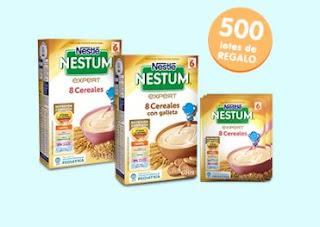 Prueba Las Papillas Nestum 8 Cereales