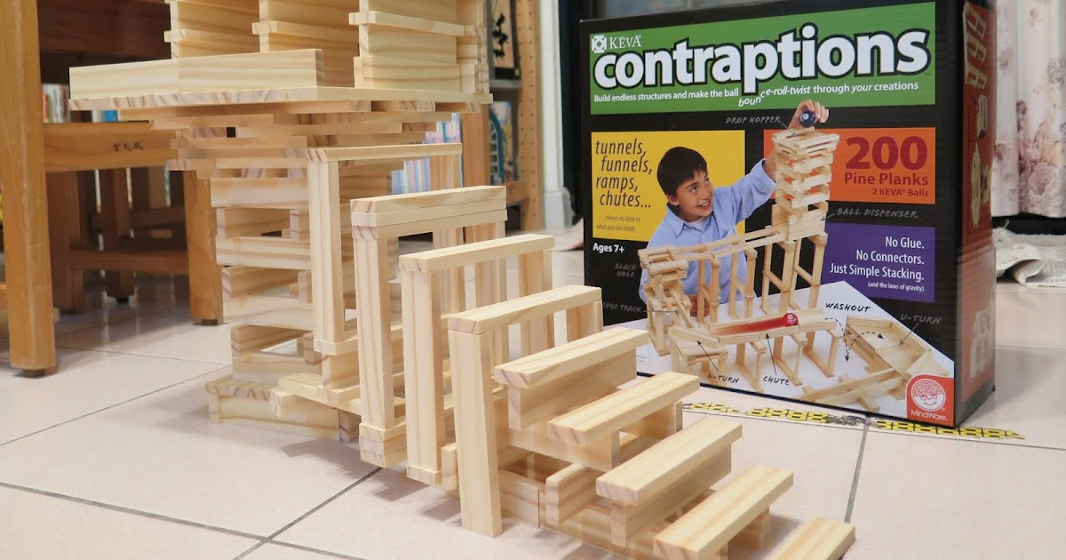 體制內。我們創意學習: 【積木.教具】1:3:5比例的原木積木片 (品牌有KAPLA/Eichhorn/CitiBlocs/Keva)