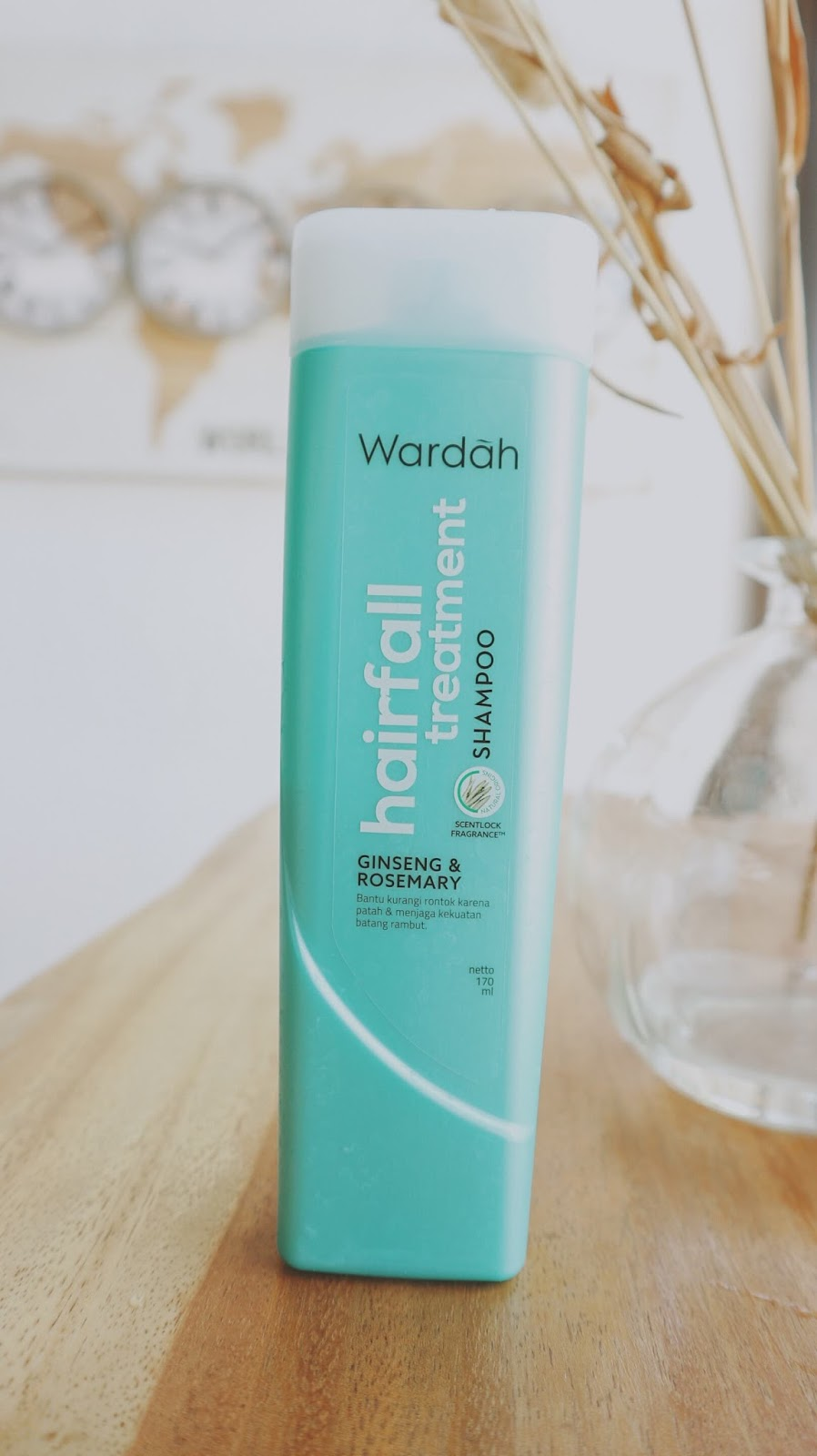 Wardah Shampoo Hairfall Treatment