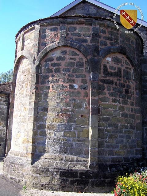 AUREIL-MAISON (88) - La chapelle Notre-Dame