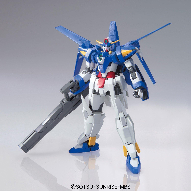 聯邦隊長のりょういき: HG 1/144 Gundam Age 3 Normal 包裝盒插圖&官圖