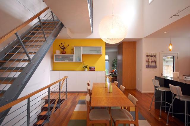 Desain Ruang Makan Minimalis Sederhana