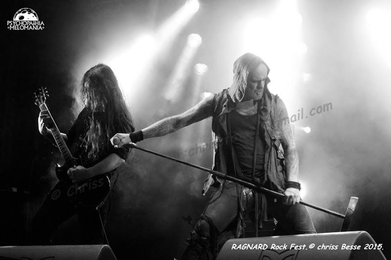 Primordial @Ragnard Rock Fest 2015, Simandre-sur-Suran 18/07/2015