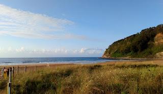 Villaviciosa, playa de Rodiles.