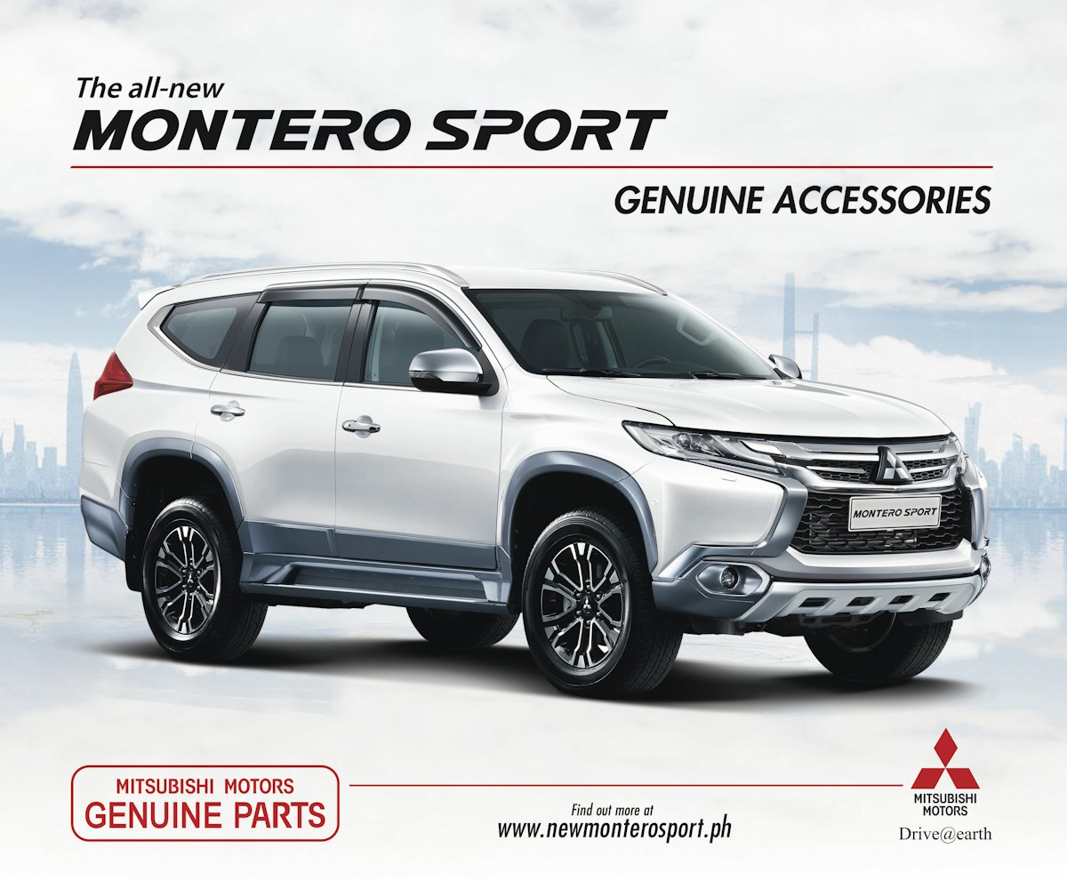 Mitsubishi Motors Philippines Offers Line Of Genuine