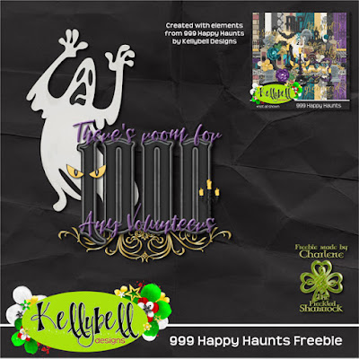 Kellybell Designs Presents 999 Happy Haunts