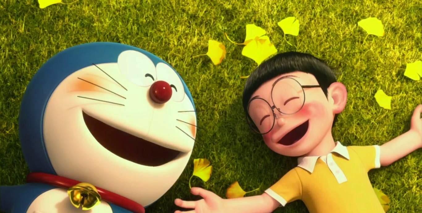 Kumpulan Sketsa Gambar Nobita Sketsa Gambar