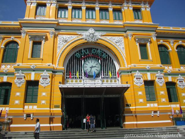 Palazzo della Posta - Saigon