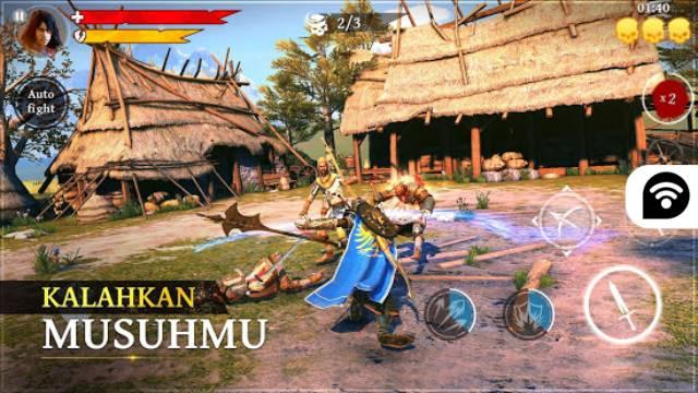 Iron Blade: Medieval Legends RPG (Gratis)