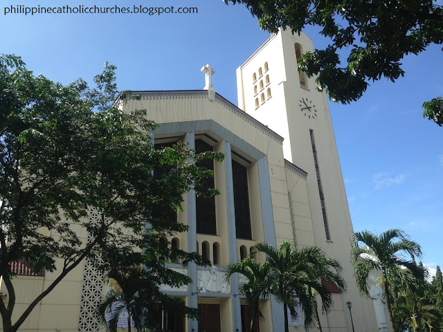 SANTO DOMINGO PARISH CHURCH AND CONVENT, Quezon City, Philippines
