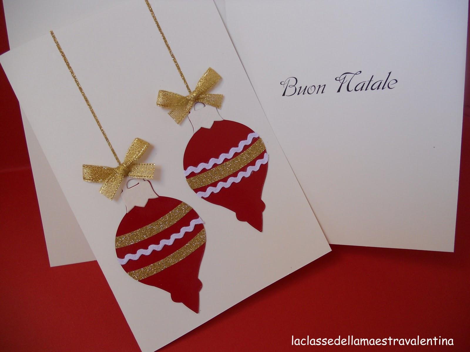 La classe della maestra valentina cassetto biglietti for Addobbi natalizi per la classe
