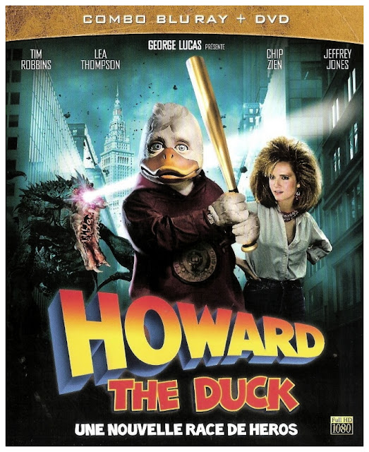 Howard The Duck 1986 Hindi BluRay Dual Audio 480p & 720p Online Watch Download