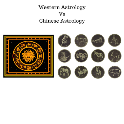 Western Astrology Vs Chinese Astrology