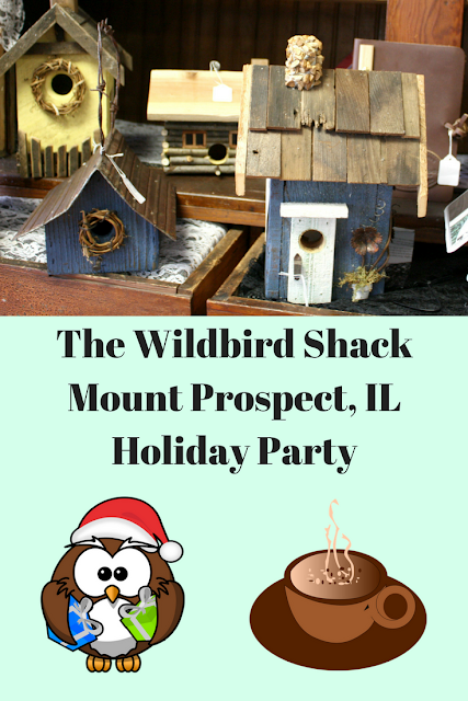 The Wildbird Shack Mount Prospect, IL Holiday Party