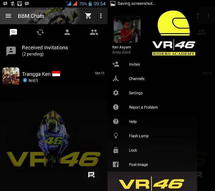 MOD BBM v2.10.0.31 Clone - VR46
