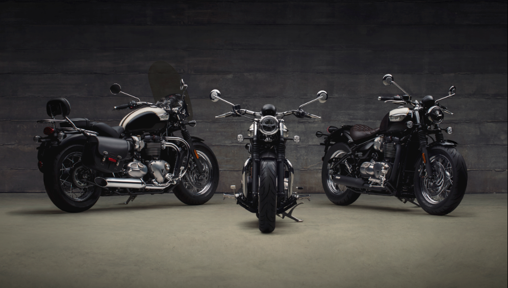 Triumph launches the all new Bonneville Speedmaster in India