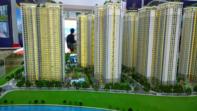 dự án mipec city view