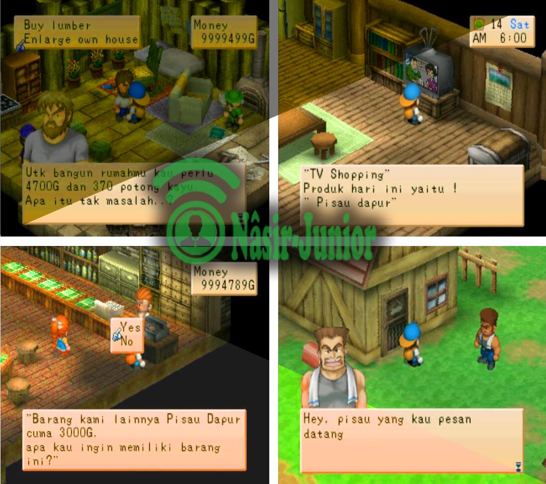 Di Dalam Game Ini Semua Resep Berjumlah  Buah Bahan Bahan Untuk Membuatnya Bisa Dibuat Dari Dapur Diberi Oleh Penduduk Dan Dicari Pada Setiap Musimnya