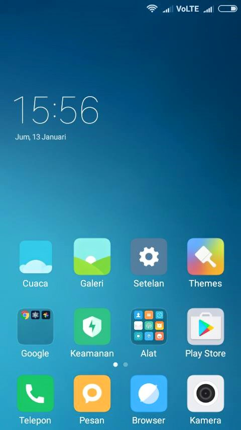 ROM MIUI Global Stable V8.1.3.0 For Andromax A | Kepepet KODE