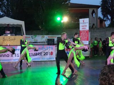 scuola di ballo latinoamericano zero in condotta