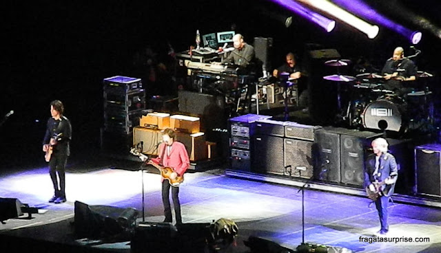 Show de Paul McCartney em Brasília, novembro de 2014