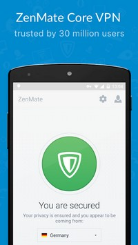 ZenMate VPN apk free download