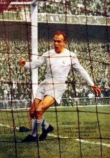Alfredo Di Stéfano en el Real Madrid