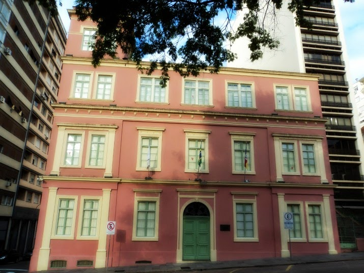Memorial do Ministério Público, em Porto Alegre