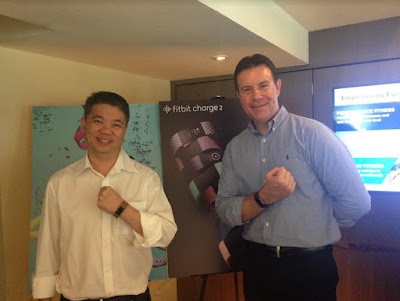 Fitbit Charge 2 and Fitbit Flex 2 Now in the Philippines