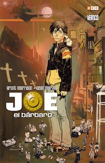 Joe El Bárbaro