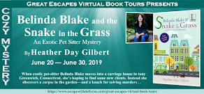 Belinda Blake and the Snake in the Grass – 25 June