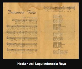 Lirik Lagu Kebangsaan Indonesia Tiga Stanza (Bait) img