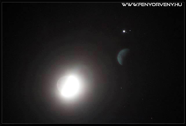 Rejtélyes bolygót fotóztak a Hold mellett?  / Nibiru, X bolygó, Planet X