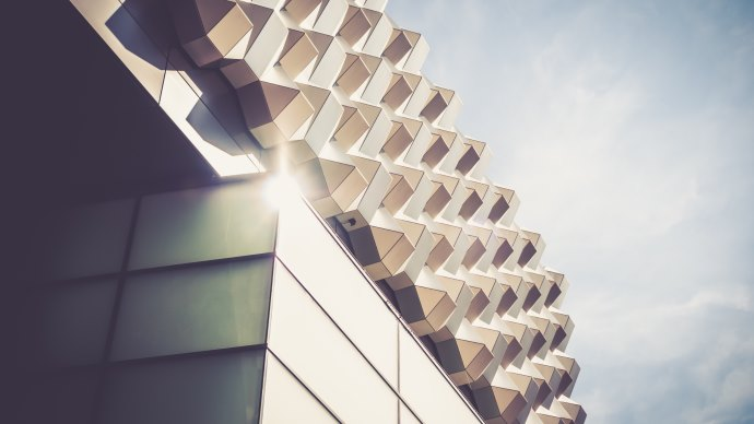 Wallpaper: Building Architecture from Dresden, Germany