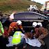 Penunggang Motosikal BMW Maut Di LPT2