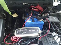 CTEK MUS4.3 補充電
