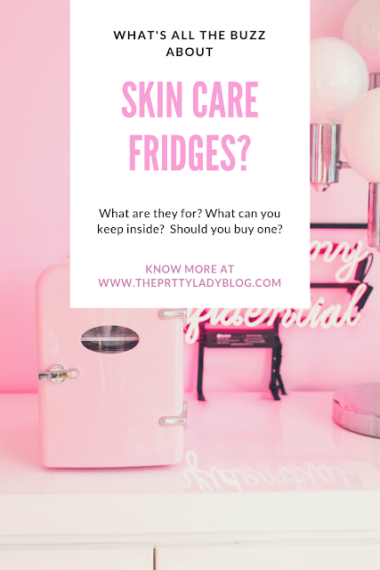 is a skin care fridge necessary, skin care fridge purpose, skin care fridge why, what is a skin care fridge, what to put in skin care fridge,