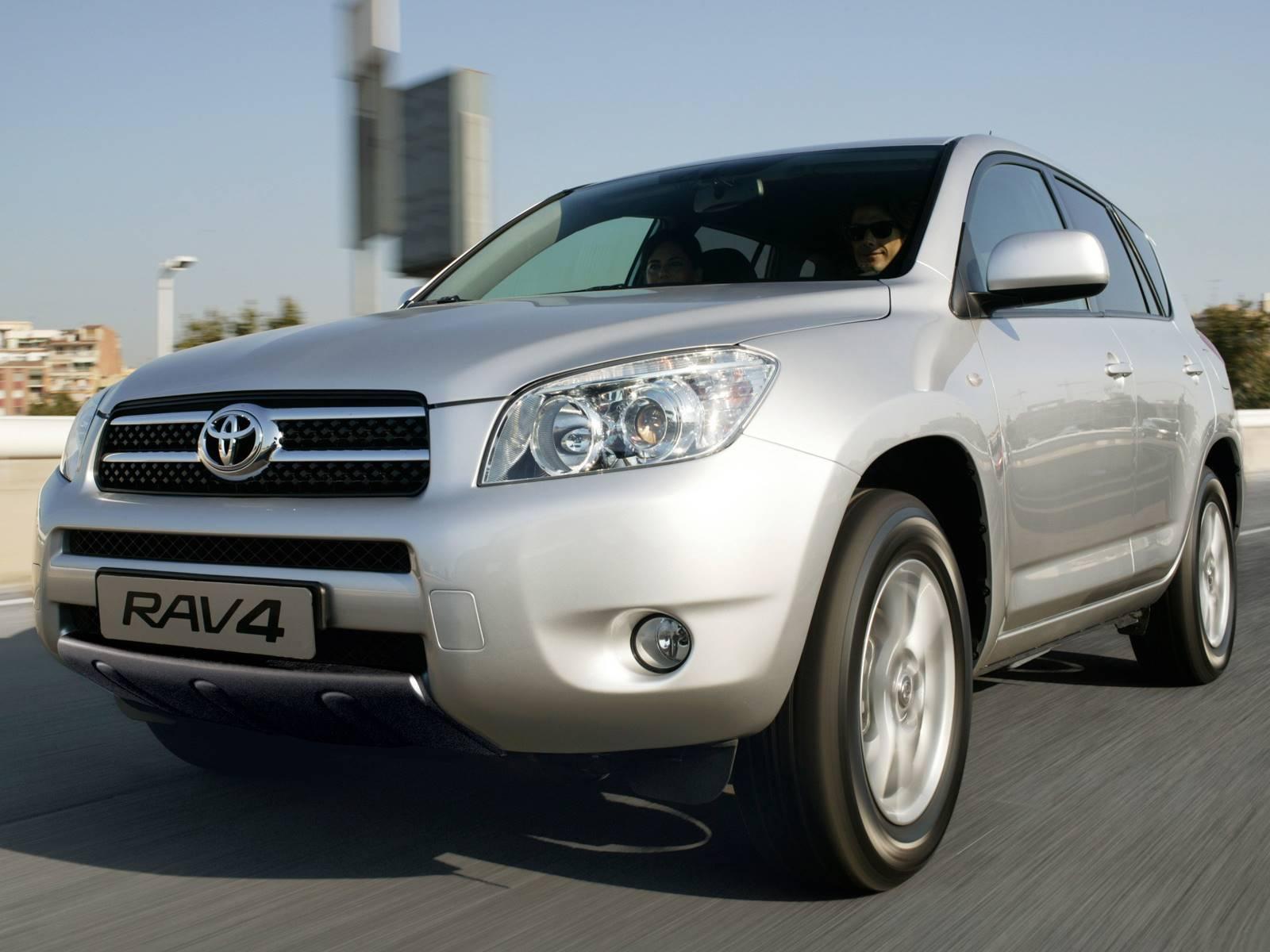 Toyota RAV4 2006 A 2011   Recall