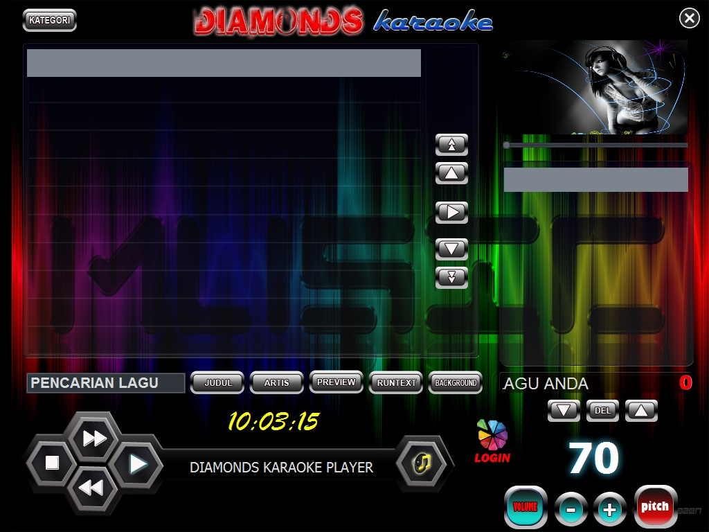 Download  Software Diamonds Karaoke Home PRO Full Keygen