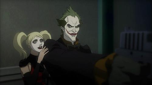 Dvd Review Batman Assault On Arkham