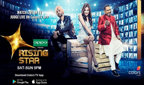 Rising Star 01 April 2018 350MB HDTV 480p Full Show Download Watch Online 9xmovies Filmywap Worldfree4u