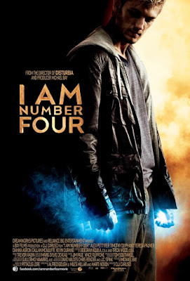 I Am Number Four Free Online 2011 I Am Number Four Movie Poster