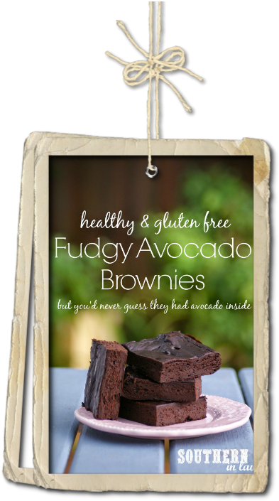 Fudgy Avocado Brownies Recipe