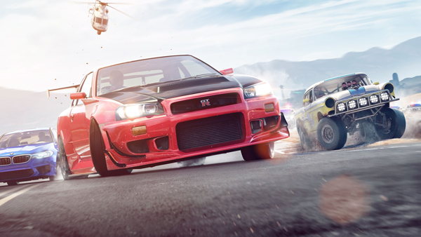 Need for Speed Payback PC Oynanış Videosu