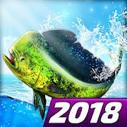 Let's Fish: Sport Fishing Games. Fishing Simulator (100% Catch Chance) MOD APK
