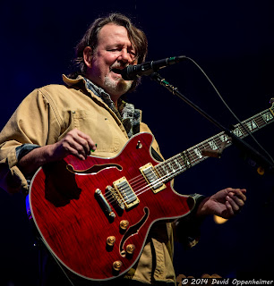 John Bell Performing With Widespread Panic